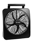 "10"" BATTERY OPERATED INDOOR/OUTDOOR FAN with ADAPTER"
