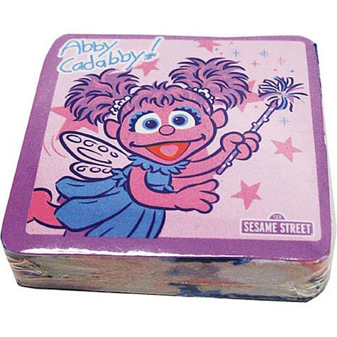 Abby Cadabby Party Favors - Abby Cadabby Magic Towel