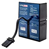 UPSBatteryCenter RBC33 Compatible Replacement Battery Pack for APC BX1500