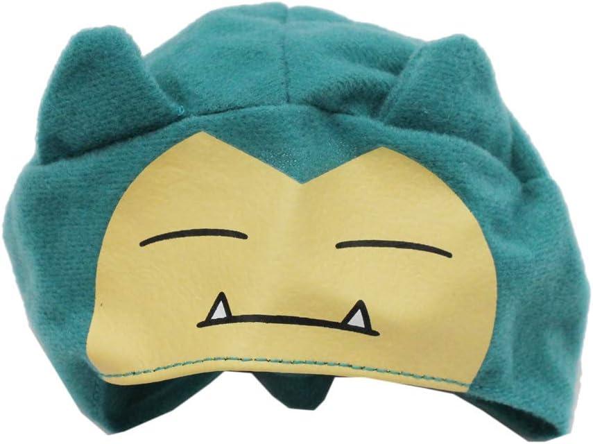 Kitan Club Pokemon Pocket Monster Snorlax - Gorra de Gato: Amazon ...