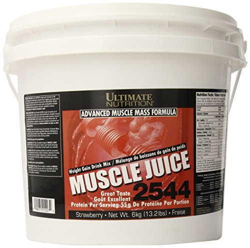 Ultimate Nutrition Muscle Juice 2544, Strawberry, 13.2 Pound