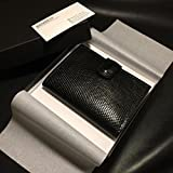 Document wallet | Genuine iguana leather document case (Passport holder)
