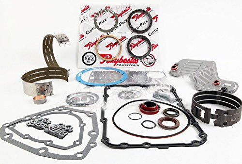 - 5R55W 5R55S Transmission Rebuild Kit 2002-2008 compatible with Ford, Mercury, and Lincoln