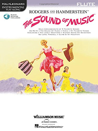 the-sound-of-music-flute-play-along-book-online-audio-pack-play-along-williamson-music