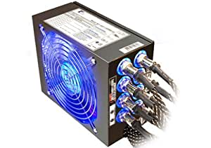 Kingwin Mach 1 1000 Watts Power Supply with Modular Cable Management System ABT-1000MA1S