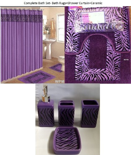 19 Accessory Bathroom Curtain Accessories product image