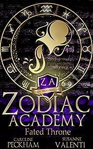 Zodiac Academy 6: Fated Throne