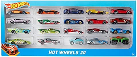 Hot Wheels Surtido 20 Pack