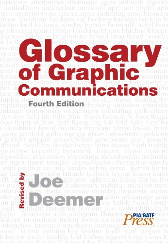 Glossary of Graphic Comminucations