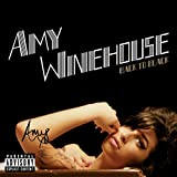 Amy Winehouse Signed Autographed Record Album Cover LP Back To Black Autographed Signed Facsimile
