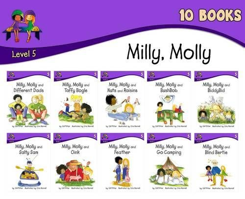 Read Online Milly Molly: Level 5 - 10 ebook