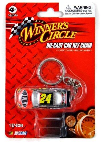 最大80%オフ! Jeff Winner Jeff Gordon # 24 Car Winner 's 's Circleダイキャストキーチェーン B007CJDZCM, 自転車通販 スマートファクトリー:727555f2 --- arianechie.dominiotemporario.com