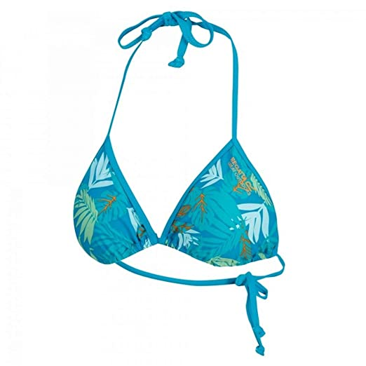 9715bab5f4 Amazon.com: Regatta Great Outdoors Womens/Ladies Aceana Bikini String Top:  Clothing