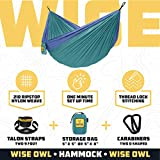 Wise Owl Outfitters Camping Hammocks - Portable