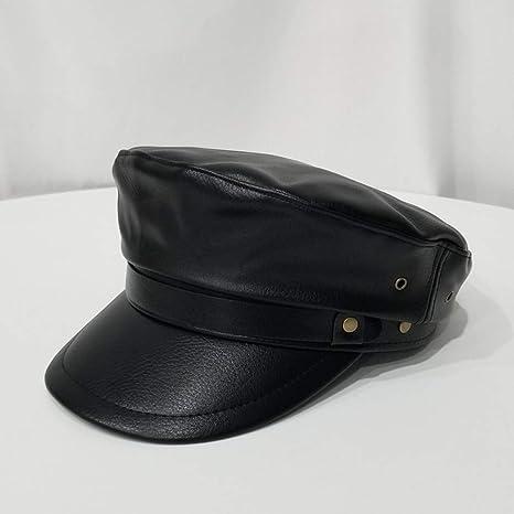 Gorra Militar Gorras de Moda Sombrero de Mujer Capitán Fiesta ...