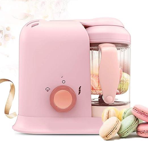 Cocinero y licuadora de vapor blanco 4 en 1, máquina automática de ...