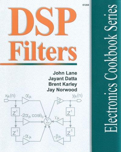 DSP Filter Cookbook (Electronics Cookbook Series)