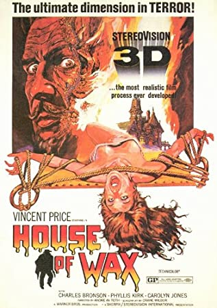 House Of Wax Movie Poster Plakat 28x44cm