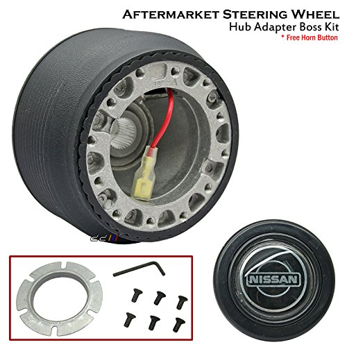 1 x Steering Wheel Hub Adapter Boss Kit For Datsun Sunny Bluebird Stanza 620 720