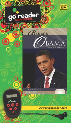 Barack Obama: 44th U.S. President (Essential Lives) by Essential Library