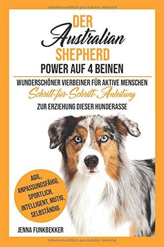 Der Australian Shepherd   Power Auf 4 Beinen  Wunderschöner Vierbeiner Für Aktive Menchen