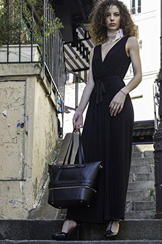 rechange amovible sac à Menestia main chaussures de votre main chaussures une avec Sac sans paire Mettez risque de compartiment à intégré dans 6TpqYAT