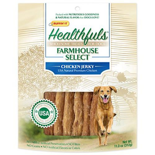 WESTMINSTER PET PRODUCTS 11 oz Dog Chicken Jerky