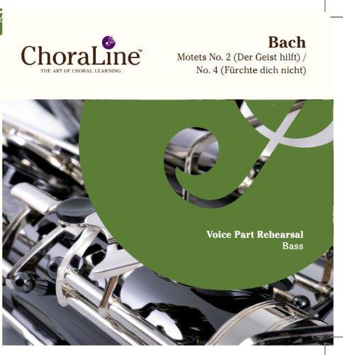 Bach Motets No. 2 & 4 BASS Rehearsal ()