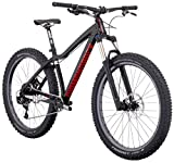 Diamondback Bicycles Mason 27.5 Plus Hardtail Mountain Bike, 15.5″/Small, Black Review