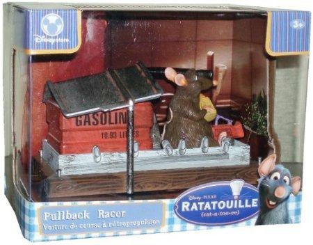 Dubblebla Disney Ratatouille Pullback Racer - Emile