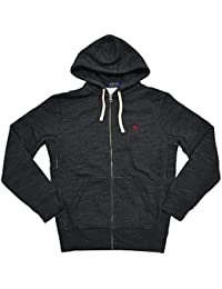 Polo Ralph Lauren Mens Classic Full-Zip Fleece Hoodie...