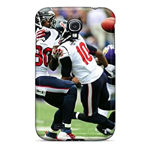 High-quality Durable Protection Case For Galaxy S4(andre Johnson Catch)