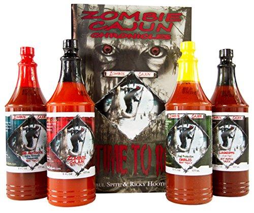 Zombie Cajun Gift Set