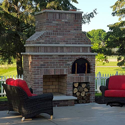 Making Outdoor Fireplace Plans Don T Forget A Wood Fired Oven