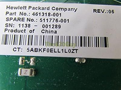HP Proliant ML350 G6 2-Port Power Supply Backplane Board 511776-001 461318-001