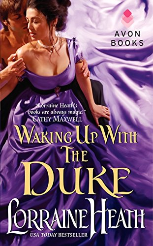 book cover of Waking Up With the Duke