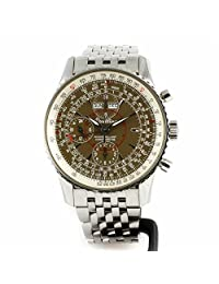 Breitling Navitimer Montbrilliant Datora swiss-automatic mens Watch A21330 (Certified Pre-owned)