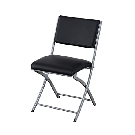 GaoXu Folding chair Silla Plegable de Metal Cipri - Asiento ...