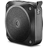 Bluetooth Speaker, New Trent 4.5W Output Bluetooth Portable Wireless Speaker with Built in Microphone for Handfree Phone Call [Black]