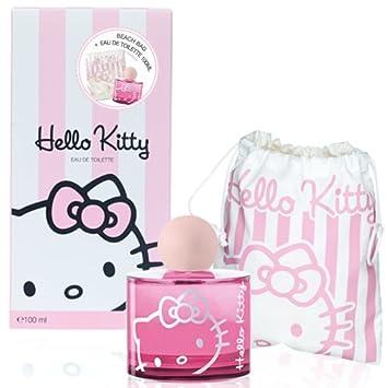Hello Kitty Coffret Summer Holidays Eau De Toilette Sac à Maillot
