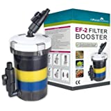 All Pond Solutions EF-2 External Filter Booster Supplimentary Canister, 2.3 Litre