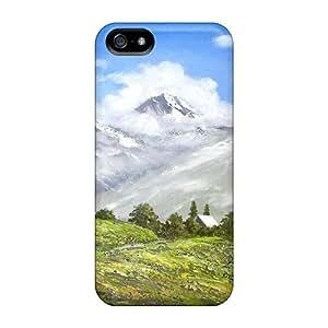 High Grade CaroleSignorile Cases For Iphone 5/5s - Abode Of Gods