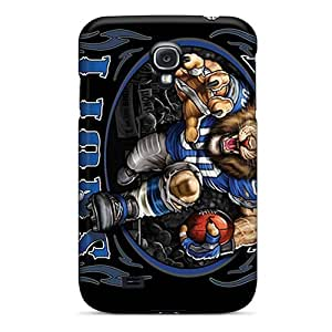 New Shockproof Protection Case Cover For Galaxy S4/ Detroit Lions Case Cover