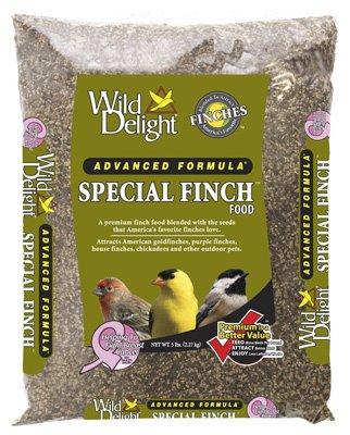 D & D Commodities 381050 Premium Finch Bird Food, 5-Lbs. - Quantity 6