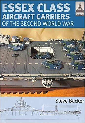 Essex Class Carriers Of The Second World War PDF Descargar