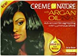 Creme Of Nature Argan Oil Relaxer Regular (Pack 12)