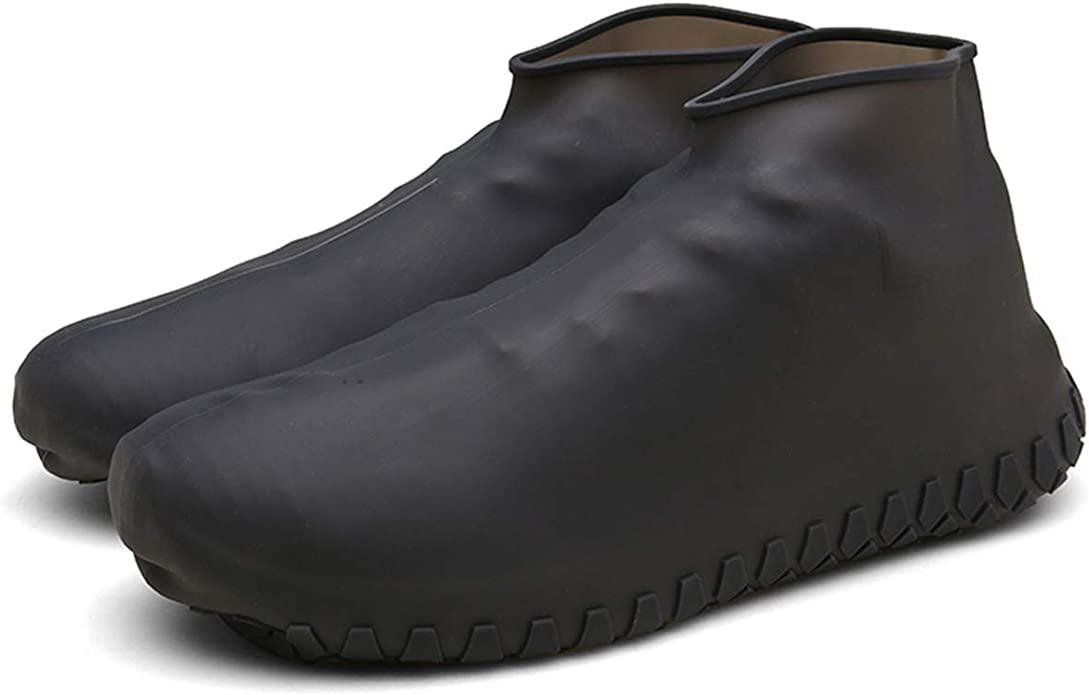 New Nike Chrome Overshoes Shoe Covers X Large