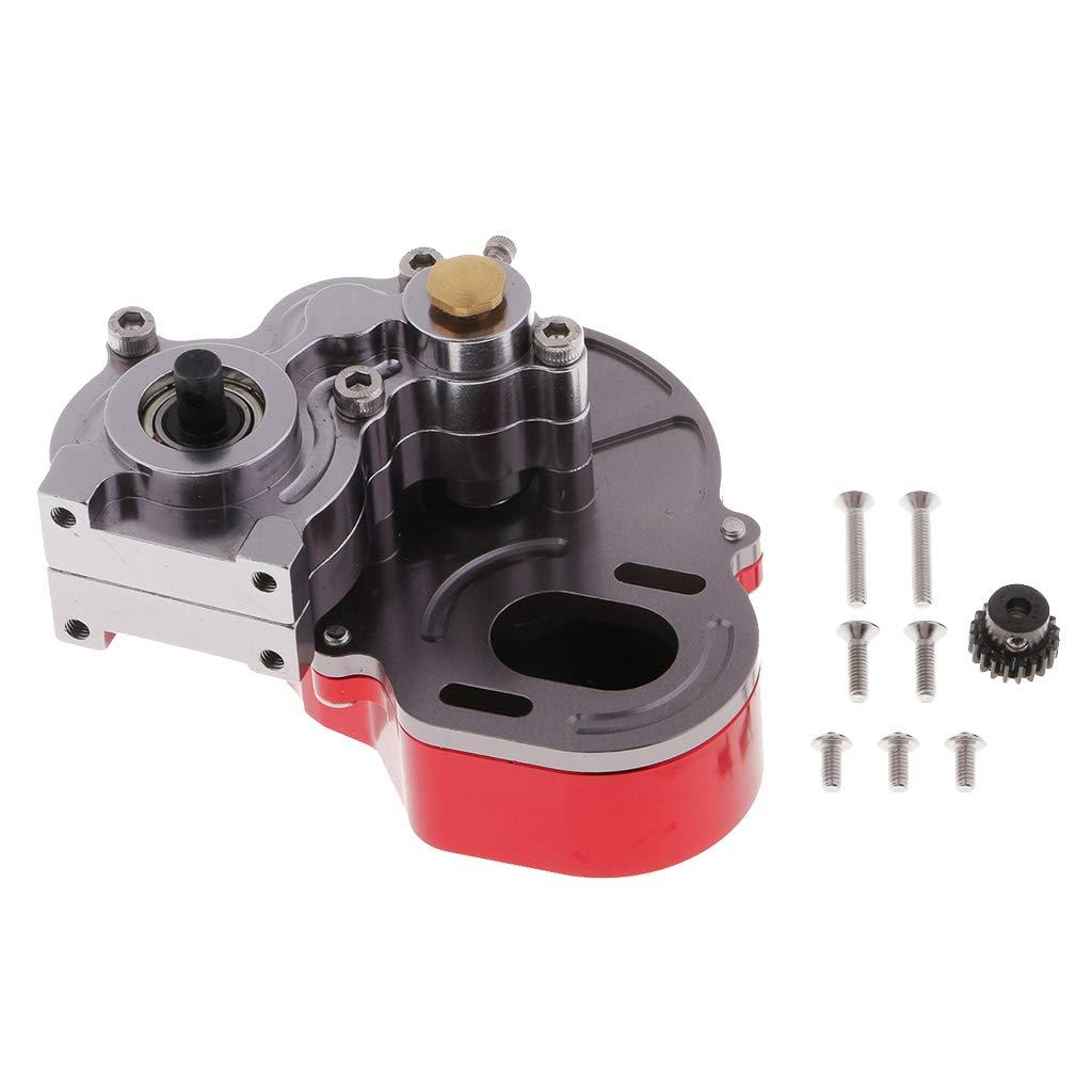 Fenteer Getriebegehäuse Getriebe für 1/10 Axial SCX10 RC Crawler