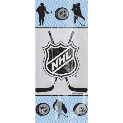 NHL Time Party Bags Pack