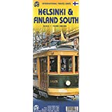 Helsinki & Finland South 1:10,000/800,000 (International Travel Maps)
